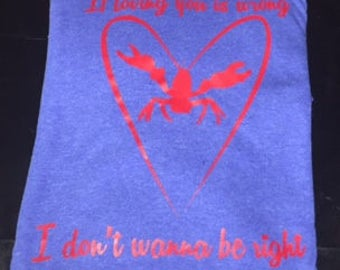 Crawfish Love T-shirt