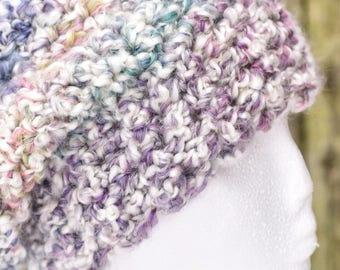 Slouchy hat, thick slouchy hat