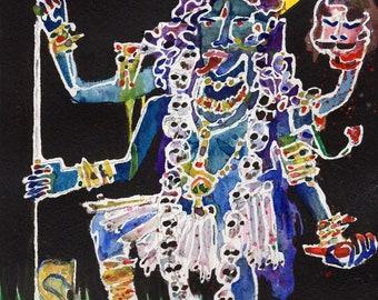 Kali (ORIGINAL Painting)