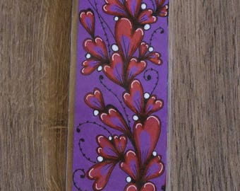 Bookmark jewelry handmade - the result of the creativity of two best friends, a bookmark that will complement your reading :)