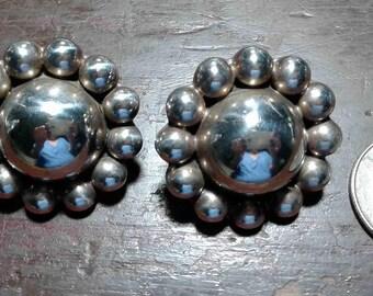 Taxco 925 Sterling Earrings