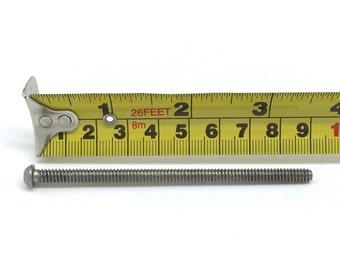 9cm Silver Coloured Longer Bolt