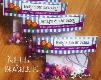 PARTY FAVOUR Bead Bracelet