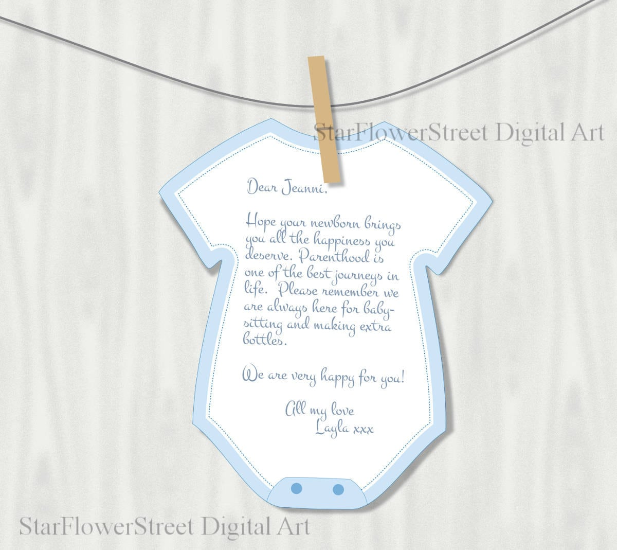 Wonderful wishes for baby template pictures inspiration entry baby shower decorations boy wishes for baby advice cards kristyandbryce Images