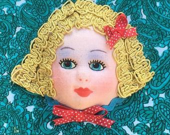 1950s vintage inspired 'Dolly'  Handbag