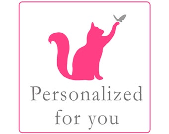 Personalized for you - Reserved