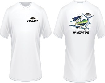 Pursuit Boats Sportfishing T-Shirt