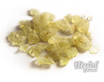 Mastic Gum / Mastiha of Chios Island, Resin Tears, Greek, 20 g (0.7 oz.)