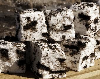Cookies & Cream Gourmet Natural Marshmallows