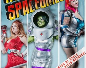 Atomic Spacegirls 2016 Calendar