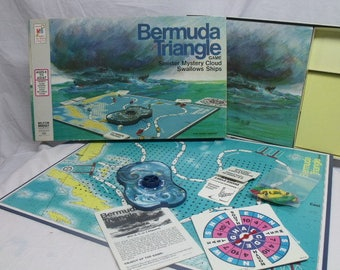 The Bermuda Triangle Board Game