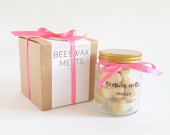 Beeswax melts-Beeswax tart-Oil burner-Easter gift-scented melts-Mother's Day Gift-Beeswax candle-Scented candle-Beeswax burner-Easter Basket