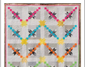 The Starlights Quilt Pattern