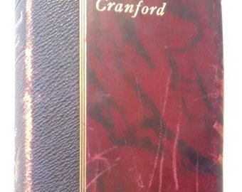 Cranford by Elizabeth Gaskell, with preface by Anne Thackeray Ritchie