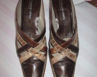 Roberto Capucci Shoes Italy shoes