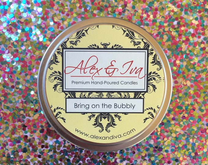 Bring on the Bubbly - 8 oz. tin