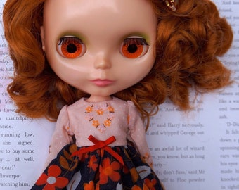 Molly dress for Blythe