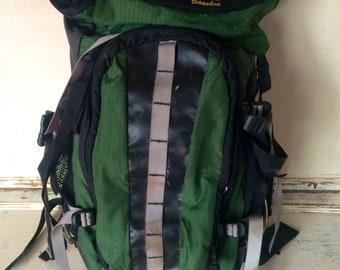Vintage gregory banshee mountaineering camping hiking backpack 1999