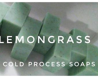 4 Lemongrass soaps 5oz each