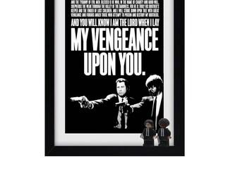 Pulp Fiction Frame