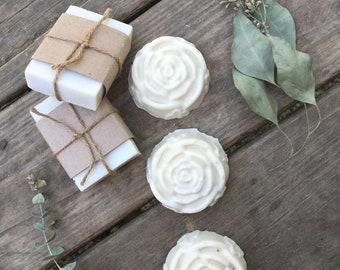 Organic Honey Goat Milk Soap