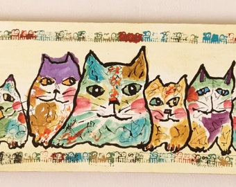 Carefree Cats