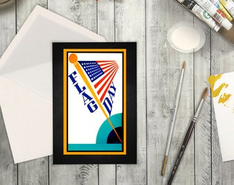 High Resolution Poster Digital Download Vintage Patriotic Poster of USA Flag. Wall Art of Home Decor for United States. USA Flag Day. MAGA