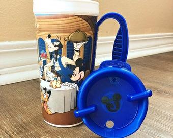 Disney Refillable Mug Decal/Mickey head Decal/Initial/Monogram