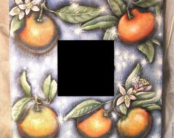 Sparkling Tangerines