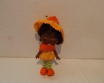 Vintage Strawberry Shortcake Orange Blossom Doll Kenner 1980