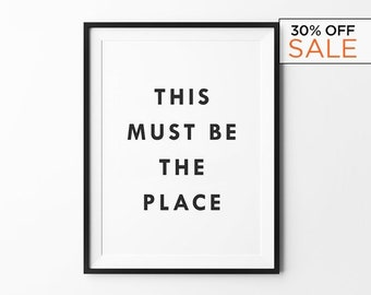 Movie Posters, Black and White Art, Minimalist Art, Typography Print, Home Decor, Quote Prints, Prints Wall Art, Office Decor, Inspirational