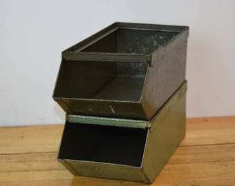 Industrial Small Stackable Bins