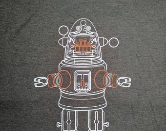 Toy Robots - Vintage Robby the Robot Toy (women) Tank Top