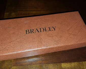Bradley Gold tone Pen and Pencil set