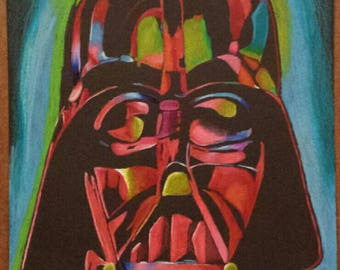 Darth Vader Pop Art