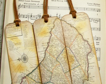 Arabia map bookmark set for men historical map gifts kingdom barbados island map bookmark set gifts for him barbados 1736 historical map bookmarks for men set gumiabroncs Gallery