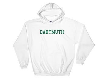 DARTMUTH Hooded Sweatshirt