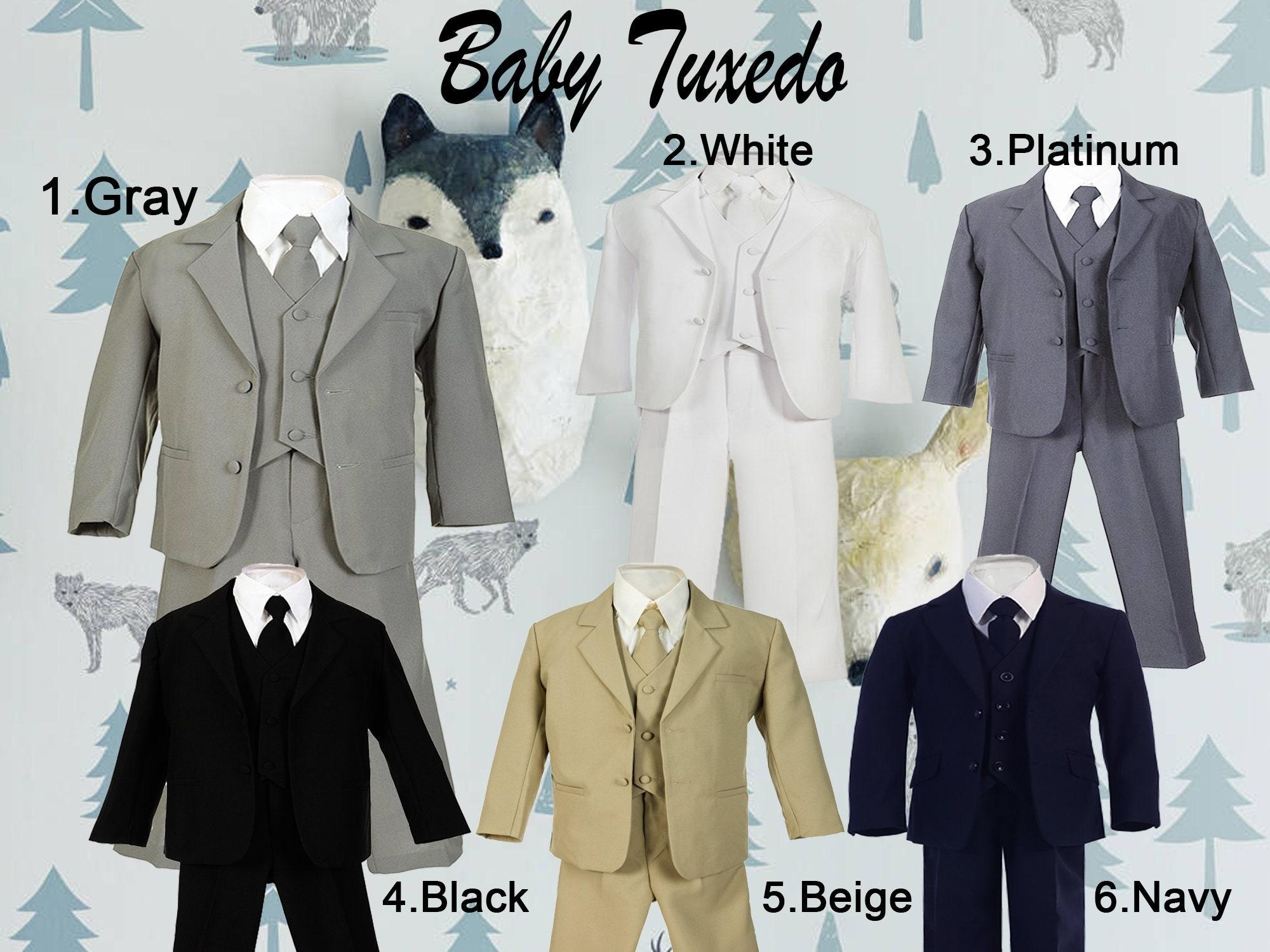 c16a5e394ec7 Baby Toddler 5-Piece Suit
