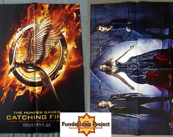 POSTER The Hunger Games / Vampire Diaries