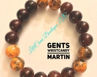 Martin/Gents WristPiece/Men/Bracelet/Gift