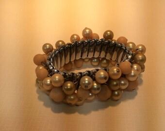 Vintage Cha-cha Pearl Bracelet