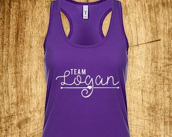 Gilmore Girls Tank Top - Team Logan
