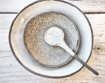 Ceramic Spoons Home Decor Handmade spoon rustic