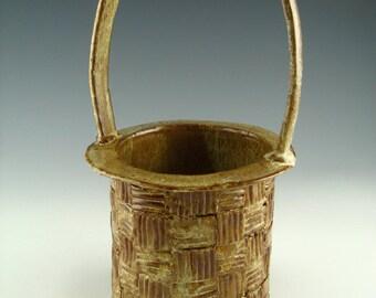 Ceramic Basket