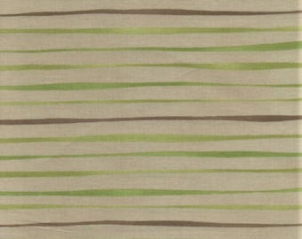RJR Jardin Gris By Robyn Pandolph 2733 4 Green Horizontal Lines By The Yard