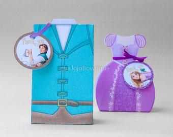 Princess Tower Gift Box (just blue box)