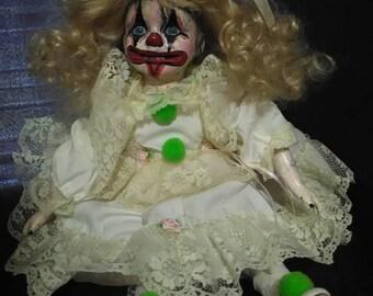 Clown Doll Haunted!