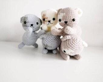 Kitten Crochet Amigurumi