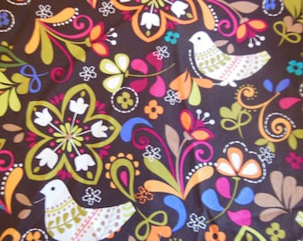 Michael Miller Birds of Norway Fabric