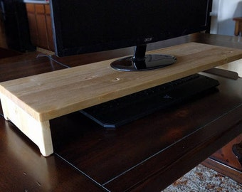 Monitor stand Keyboard Fit, Monitor Stand Keyboard Storage, Monitor Stand Keyboard, Monitor Riser Keyboard Storage, Monitor Riser Keyboard,